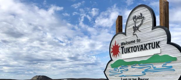 Welcome to Tuktoyaktuk - Visitors Information Centre