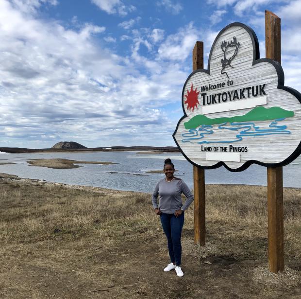 Welcome to Tuktoyaktuk - Visitors Information Centre