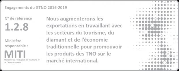 Engagement du GTNO 2016-2019 1.2.8