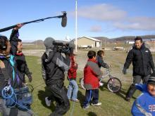 Ulukhaktok Film Crew