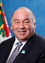 Robert McLeod Official Legislature Photo