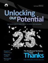 Unlocking our Potential - January 2017 Cover