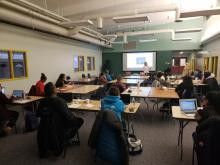 Social Media Training in Inuvik