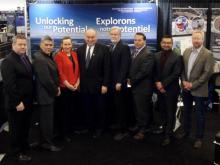 NWT Cabinet at Roundup