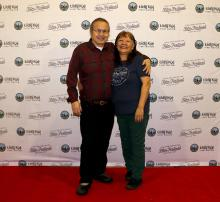 Fort Simpson Film Festival Red Carpet