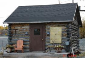 Historic Con Mine Cabin