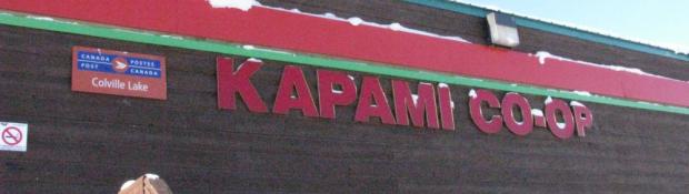 Colville Lake Kapami Co-Op