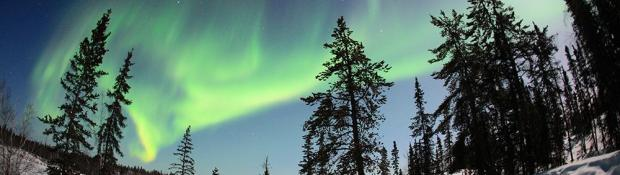Photo of the Aurora Borealis