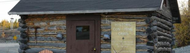 Historic Con Mine Cabin