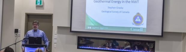 Geothermal Workshop Presentation as part of the Yellowknife Geoscience Forum