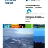 Synopsis Report: Assessment for Natural Gas Power Conversions in Fort Good Hope, NT (April 2011)