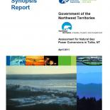 Synopsis Report: Assessment for Natural Gas Power Conversions in Tulita, NT (April 2011)