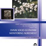 July to December 2012 Diavik Implementation Report (2013 pdf 618k)