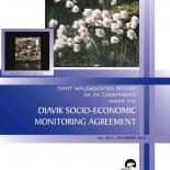July to December 2010 Diavik Implementation Report