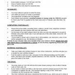 Information for Seasonal Campsite Ballot Draw