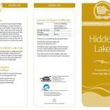 Ingraham Trail Canoe Routes - Hidden Lake