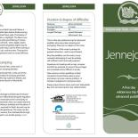 Ingraham Trail Canoe Routes - Jennejohn Canoe Route