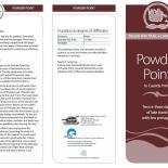Ingraham Trail Canoe Routes - Powder Point