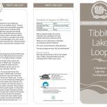 Ingraham Trail Canoe Routes - Tibbit Lake