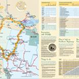 Deh Cho Travel Connection Brochure - English - Map & Chart