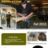 GMVF Newsletter - Fall 2011