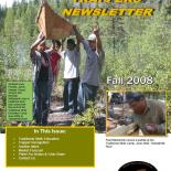 GMVF Newsletter - Fall 2008