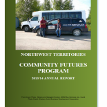 Community Futures Program 2013-14 Annual Report