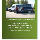 Programme de développement des collectivités : Rapport annuel 2013-2014