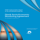 Diavik Socio-Economic Agreement - June 2013 Report