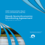 Diavik Socio-Economic Agreement - June 2014 Report