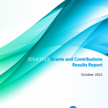 Grants and Contributions Report 2014-15