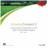Growing Forward 2 - Inuvik/Delta Region Annual Report 2013-2014