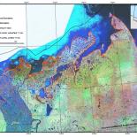 Onshore/Offshore Petroleum Resource Map