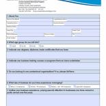 Tourism Business Mentorship Program - Mentor Information