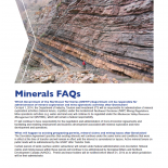 Mineral FAQ
