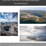 2014 NWT Survey of Mining Employees