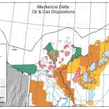 Oil and Gas Dispositions, Mackenzie Delta/Arctic Islands
