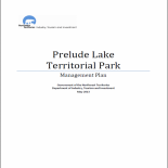 Prelude Lake Management Plan