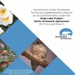Snap Lake Project - Socio-Economic Agreement 2013 Report
