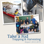 Take a Kid Trapping/Harvesting 2012/2013 Report