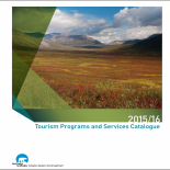 2015/16 Tourism Programs and Services Catalogue